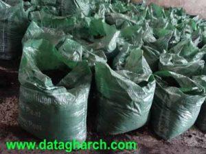 کیسه های خاک پوششی