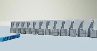 سیستم کنترل هوا در سالن های پرورش
