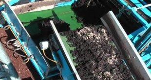casing machine - ماشین خاک پوششی سالن های پرورش قارچ دکمه ای