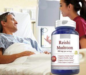 درمان عفونت با گانودرما