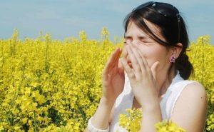 گانودرما ضد آلرژی